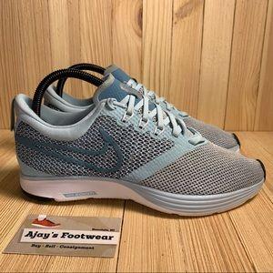 Nike Zoom Strike Women's Gym Running Blue Shoes